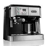 DeLonghi Coffee & Espresso Combination Machine