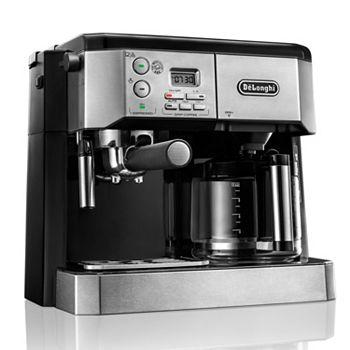 Delonghi Coffee Amp Espresso Combination Machine