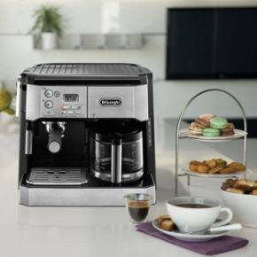 DeLonghi Coffee & Espresso Combination Machine