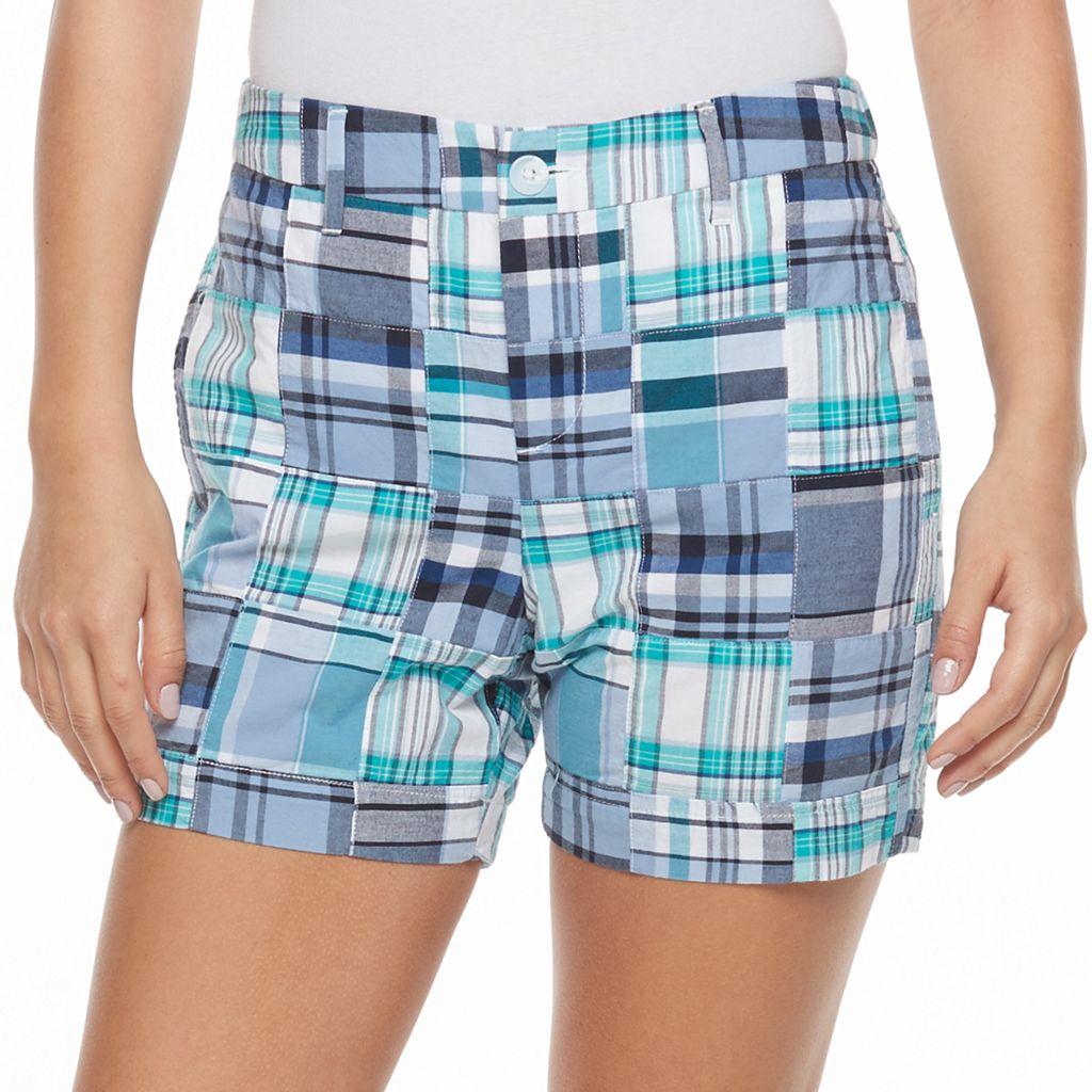 Petite Croft & Barrow® Novelty Shorts