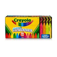 Crayola 64 pc Ultimate Washable Chalk Collection