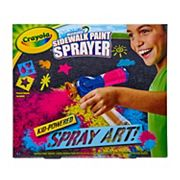 Crayola Washable Sidewalk Paint Sprayer