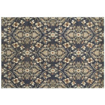 StyleHaven Portia All Over Floral & Vine Rug