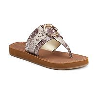 Apt. 9® Joyful Women's Platform Sandals