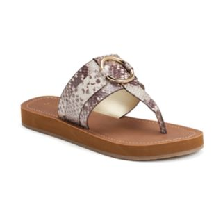 Apt. 9® Joyful Women's Platform Sandals
