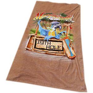 Margaritaville 19th Hole Beach Towel