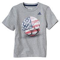 Toddler Boy adidas USA Graphic Tee