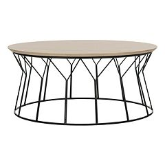 Safavieh Mid-Century Modern Iron Coffee Table