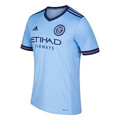 Men's adidas New York City FC Wordmark MLS Jersey