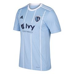 Men's adidas Sporting Kansas City Wordmark MLS Jersey