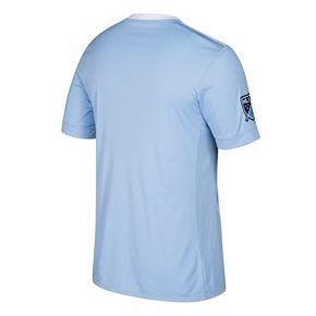 Men's adidas Sporting Kansas City Wordmark MLS Jersey