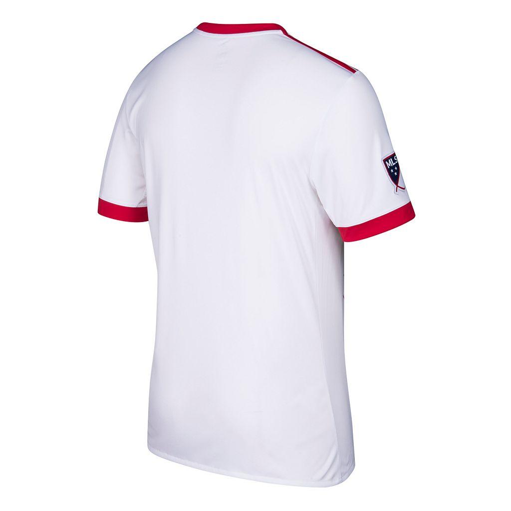 Men's adidas New York Red Bulls Wordmark MLS Jersey