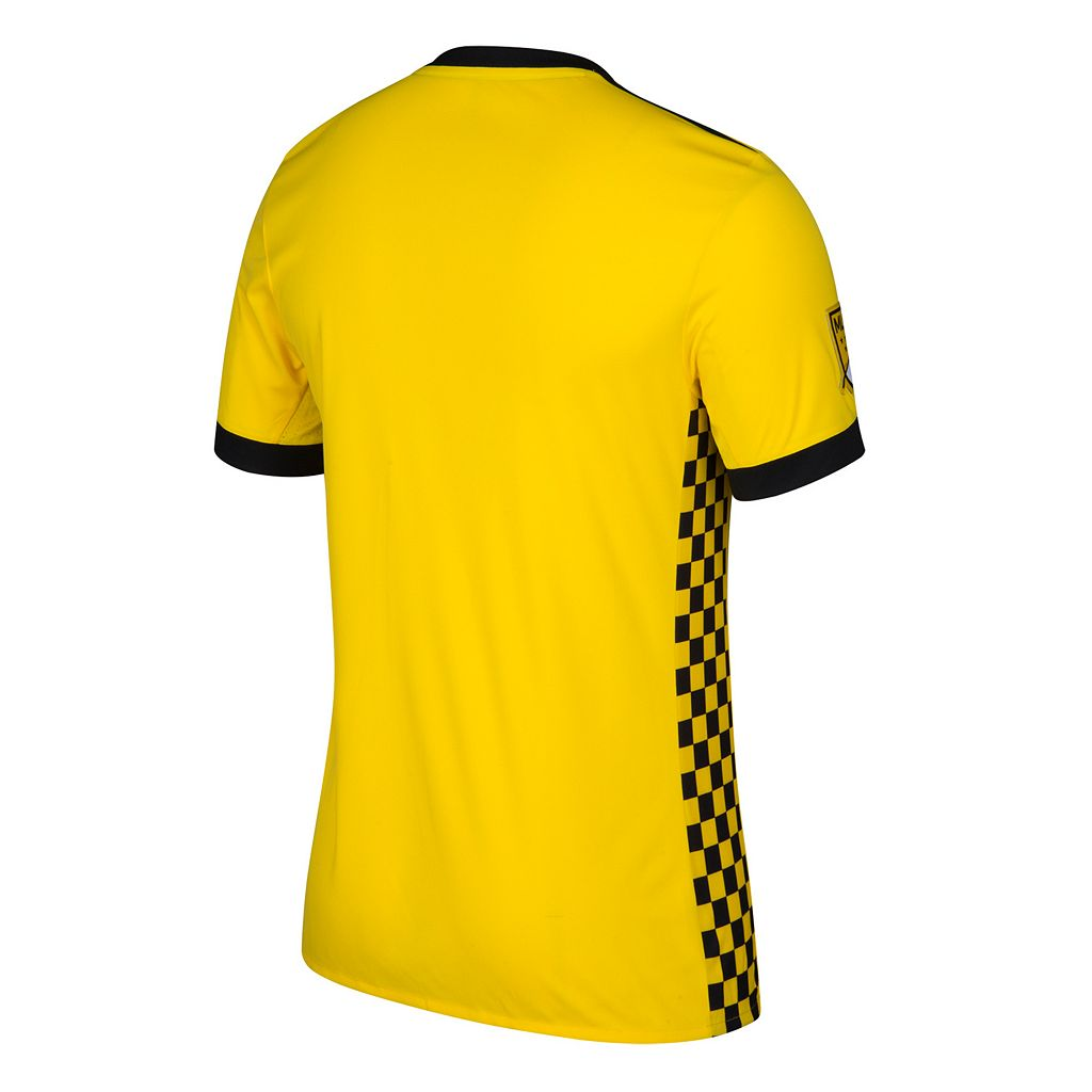 Men's adidas Columbus Crew Wordmark MLS Jersey