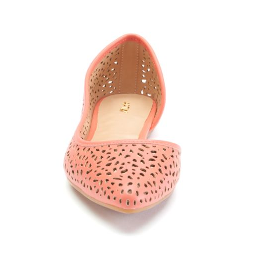 Apt. 9® Satisfy Women's Pointed-Toe D'Orsay Flats