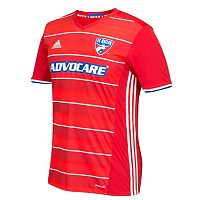 Men's adidas FC Dallas Wordmark MLS Jersey