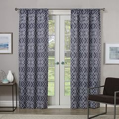eclipse Thermaweave Blackout 1-Panel Paloma Window Curtain