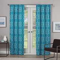 eclipse Paloma Thermaweave Blackout Window Curtain