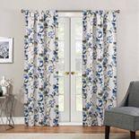 Eclipse Paige Room-Darkening Window Curtain