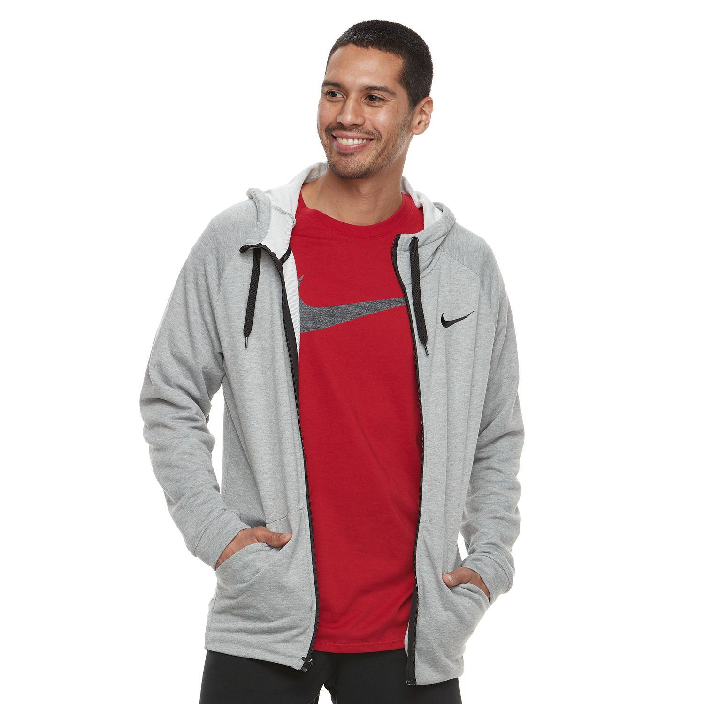 Men\u0027s Nike Dri-FIT Full-Zip Fleece Hoodie