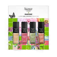 butter LONDON & PANTONE Renew Petite Nail Lacquer Set