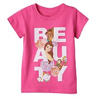 Disney's Beauty & The Beast Belle, Beast & Lumiere Toddler Girl