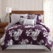 Peony Garden 12-piece Comforter Set