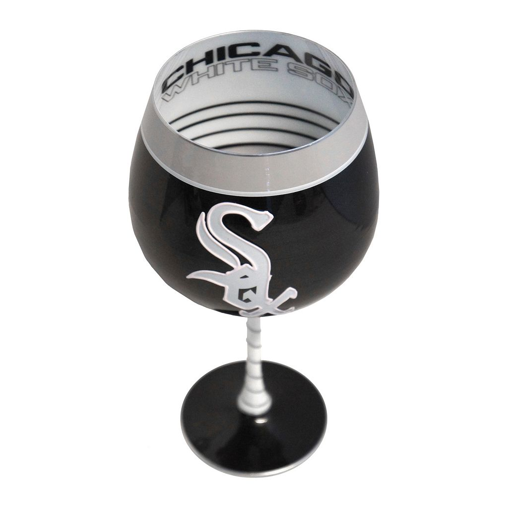 Boelter Chicago White Sox Artisan Wine Glass