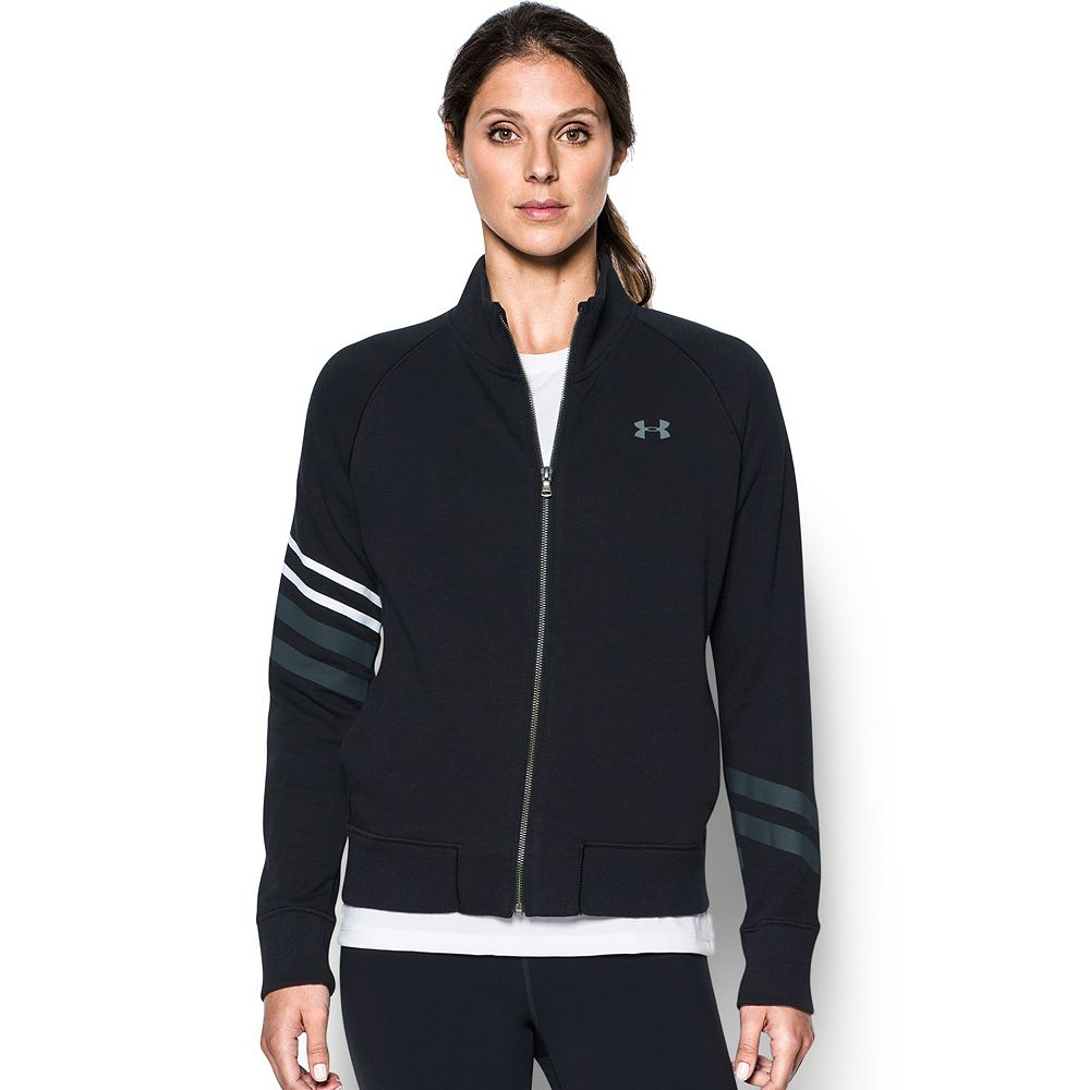 Under Armour French Terry Zip-Up Jacket