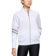 Women's Under Armour French Terry Zip-Up Jacket