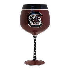 Boelter South Carolina Gamecocks Artisan Wine Glass