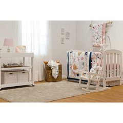 Lolli Living Stella 4 pc Crib Bedding Set