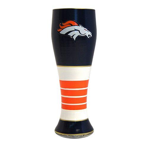 Boelter Denver Broncos Artisan Pilsner Glass
