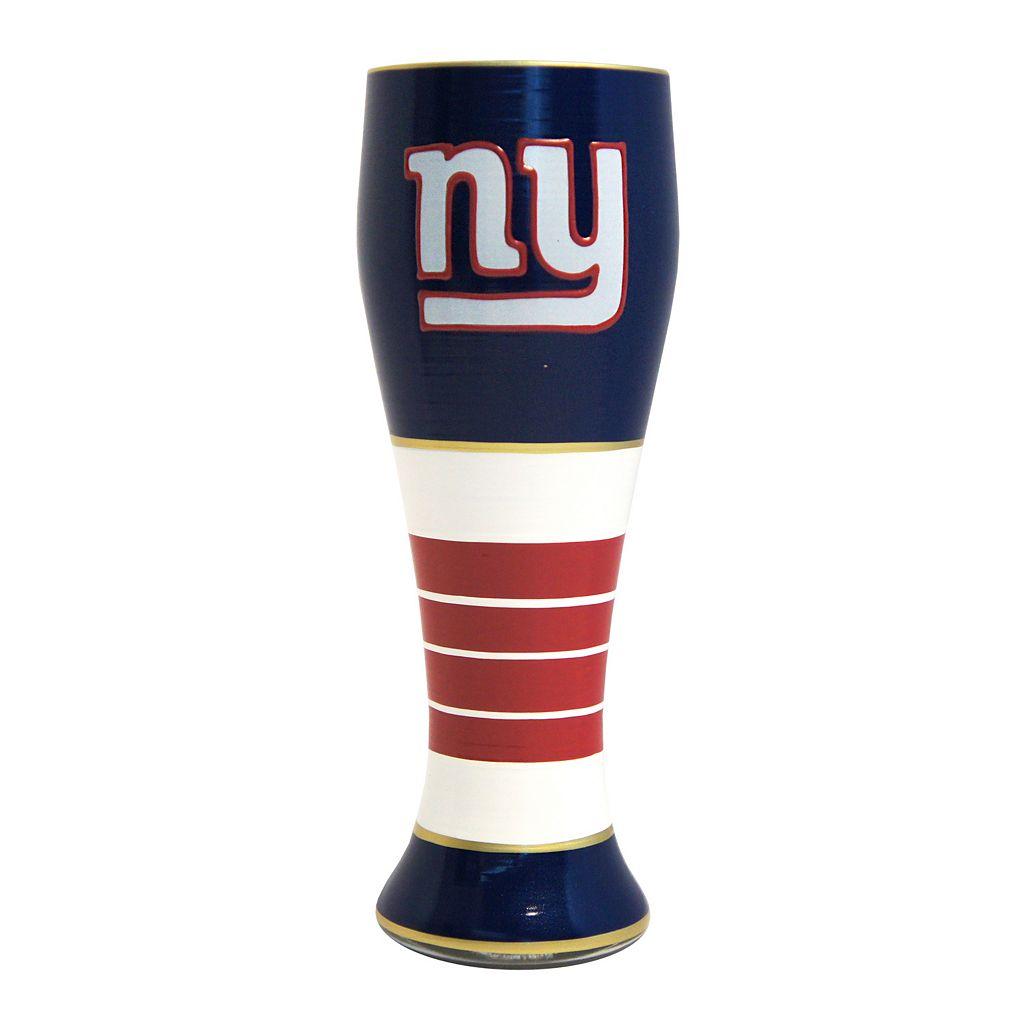 Boelter New York Giants Artisan Pilsner Glass