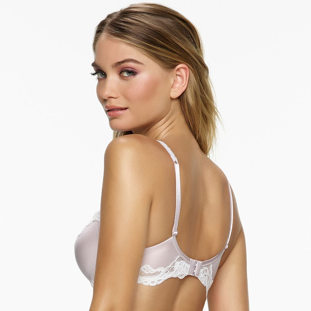 Jezebel Bra: Lydia Demi Plunge Push-Up Bra 150052