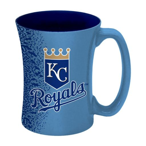 Boelter Kansas City Royals Mocha Coffee Mug Set