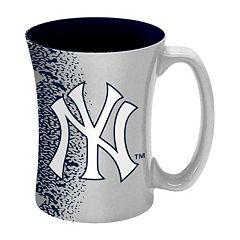 Boelter New York Yankees Mocha Coffee Mug Set