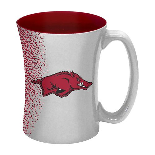 Boelter Arkansas Razorbacks Mocha Coffee Mug Set