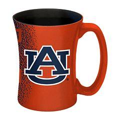 Boelter Auburn Tigers Mocha Coffee Mug Set