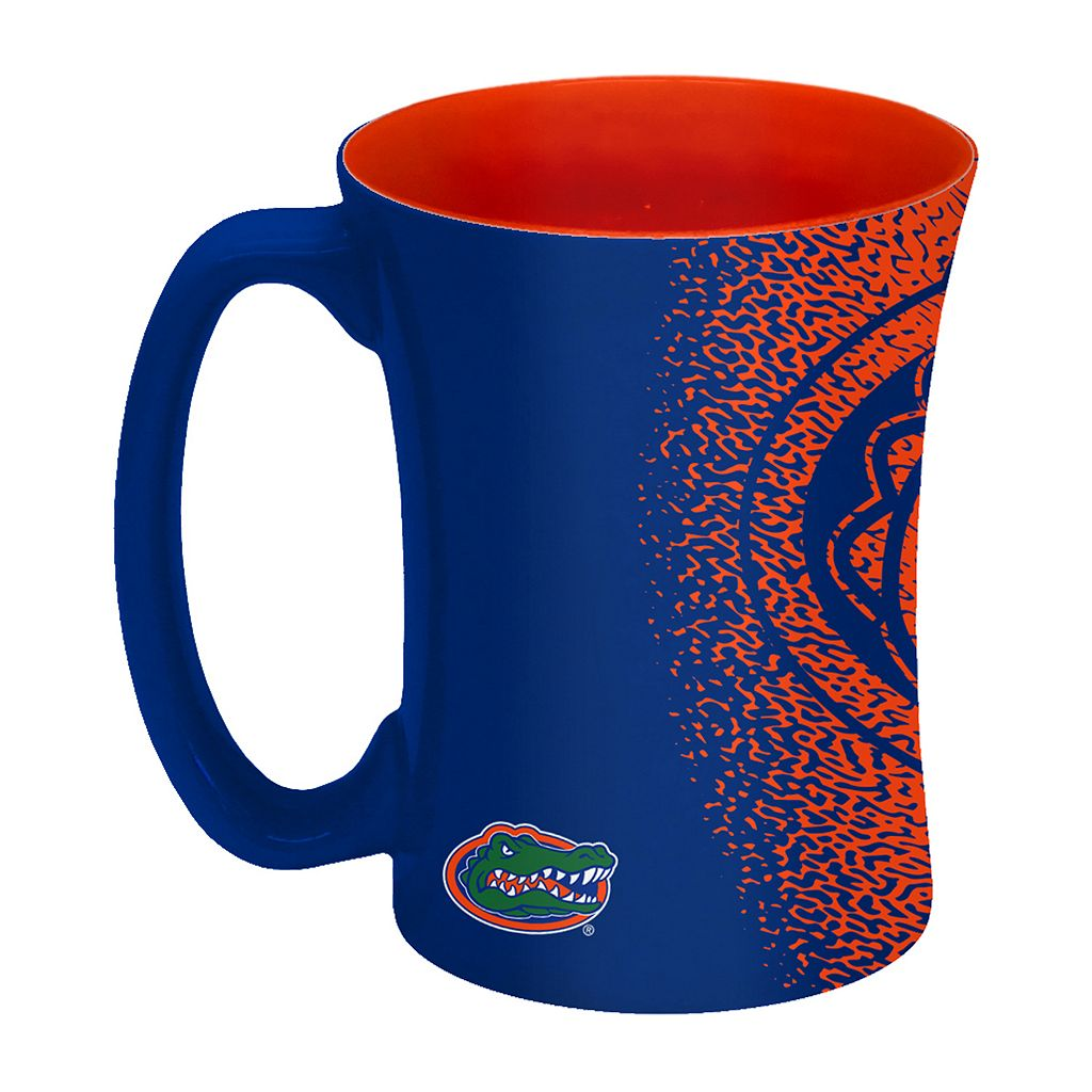 Boelter Florida Gators Mocha Coffee Mug Set