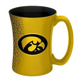 Boelter Iowa Hawkeyes Mocha Coffee Mug Set
