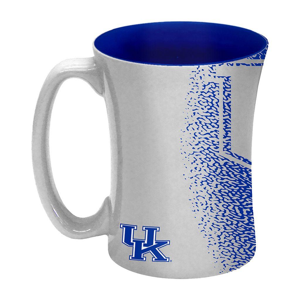 Boelter Kentucky Wildcats Mocha Coffee Mug Set