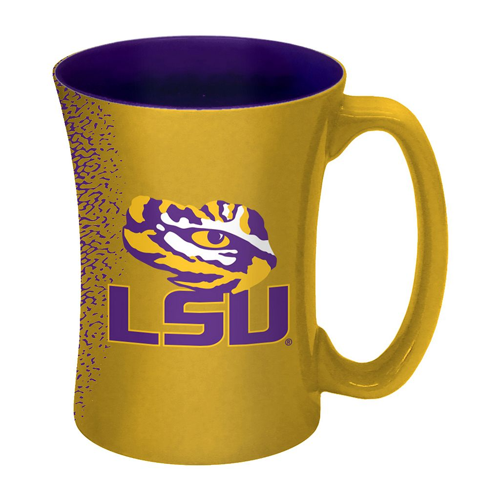 Boelter LSU Tigers Mocha Coffee Mug Set