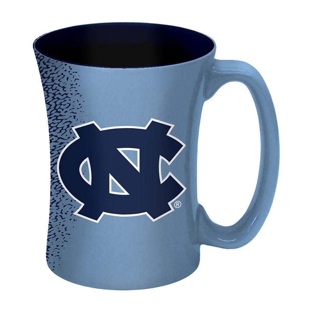 Boelter North Carolina Tar Heels Mocha Coffee Mug Set