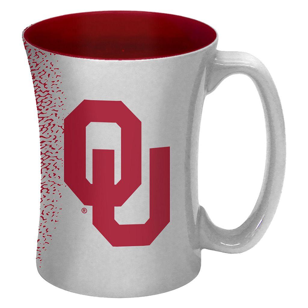 Boelter Oklahoma Sooners Mocha Coffee Mug Set