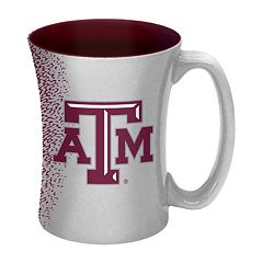Boelter Texas A&M Aggies Mocha Coffee Mug Set