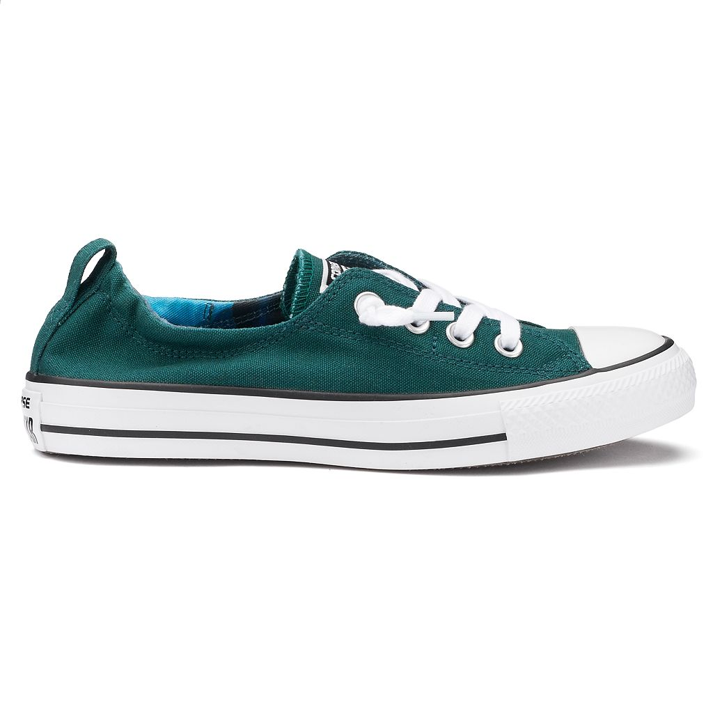 Women's Converse Chuck Taylor All Star Shoreline Slip Teal Sneakers