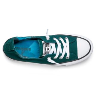 Women's Converse Chuck Taylor All Star Shoreline Slip Teal Sneakers