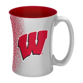 Boelter Wisconsin Badgers Mocha Coffee Mug Set