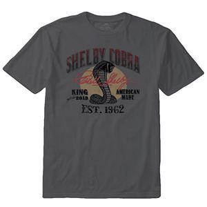Men's Newport Blue Shelby Cobra Tee