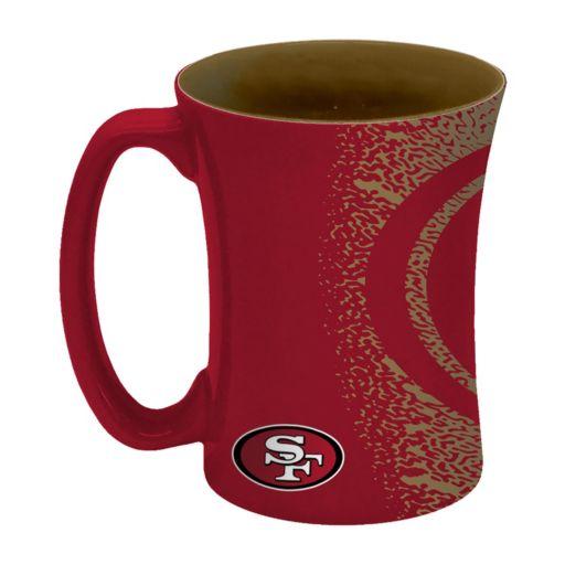 Boelter San Francisco 49ers Mocha Coffee Mug Set